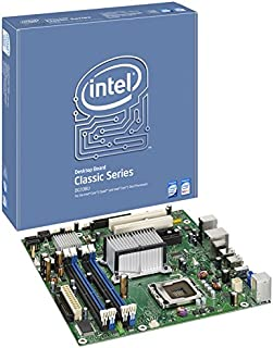 Intel DG33BUC Single Pack, Uatx G33 Exp Chip Motherboard