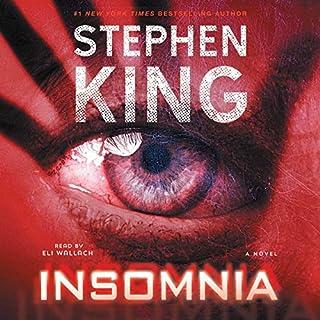 Page de couverture de Insomnia