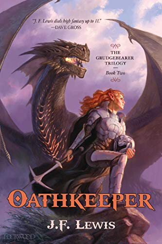 Oathkeeper (The Grudgebearer Trilogy Book 2) (English Edition)