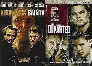 Those Wild Irishmen Running Rampant In Boston: The Boondock Saints & The Departed 2- DVD Bundle