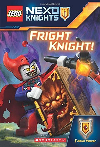 Fright Knight! (LEGO NEXO Knights: Chapter Book) by Kate Howard (2016-04-26)