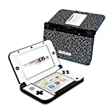 Composition Notebook - DecalGirl Sticker Wrap Skin Compatible with Nintendo Original 3DS XL