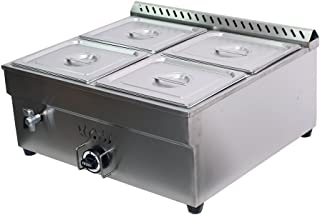 Best steam table propane Reviews