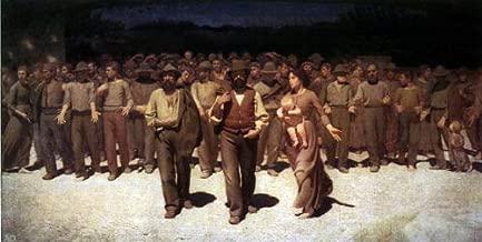Art Oyster Giuseppe Pellizza Da Volpedo Il Quarto Stato - 15