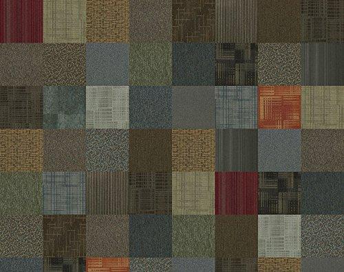 4urFloor Assorted Carpet Tile 24