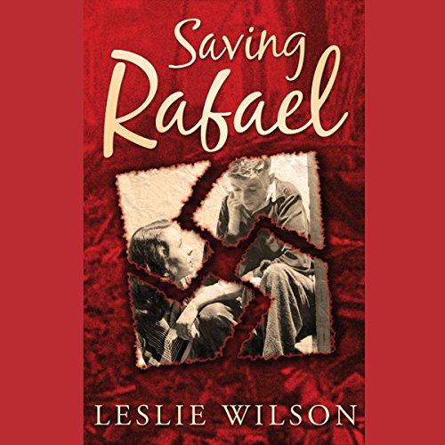 Saving Rafael cover art