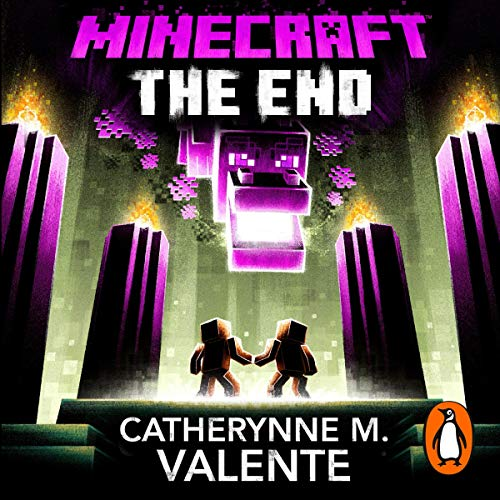 Minecraft: The End audiobook cover art