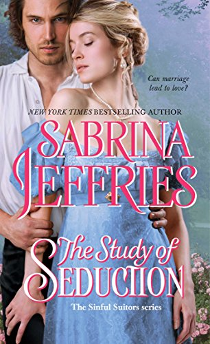 The Study of Seduction (The Sinful Suitors Book 2)