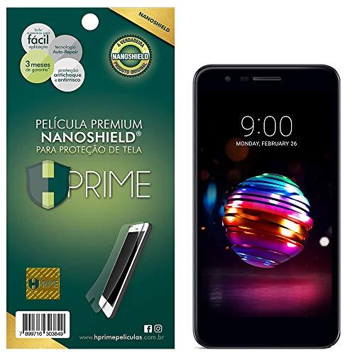 Pelicula NanoShield para LG K11 Plus/ K11 Alpha (K10 2018), Hprime, Película Protetora de Tela para Celular, Transparente