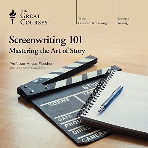 Screenwriting 101: Mastering the Art of Story audiobook cover art