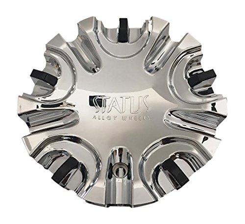 status wheel center cap - 6
