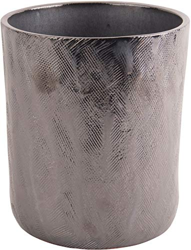 Home Essentials Metallic Look Mineral Collection Utensil Crock 7 Inches Height