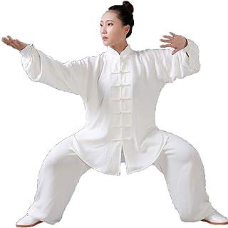 fwadu Tai Chi odzież mężczyźni kobiety przytulne oddychające mundurek tai chi kungfu ubrania sztuki walki odzież grupa per...