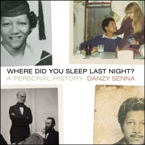 Where Did You Sleep Last Night? audiobook cover art