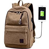 Laptop Backpack for Men with USBCharging Port