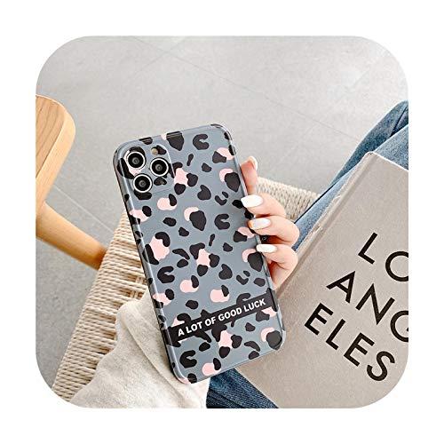 Phonecase Funda para iPhone 12 Mini 11 Pro Max Se 2020 7 8 Plus X Xs Max Xr Retro Soft Funda-Wy394-1-For-For iPhone 8