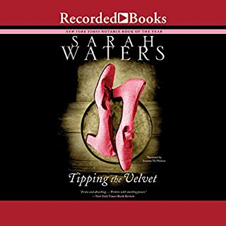 Tipping the Velvet audiobook cover art