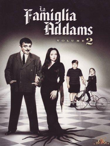 La famiglia Addams - Stagione 2 (3 DVDs)