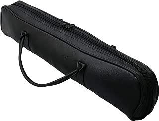 leather flute bag