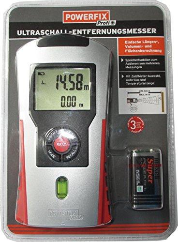 Powerfix® Telémetro de ultrasonidos