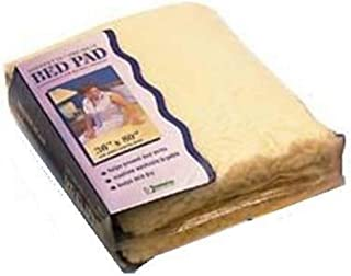"""Essential Medical Supply Sheepette Synthetic Lambskin, 36"""" x 80"""""""