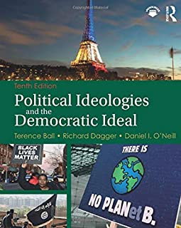 Ideologies + Partial American Government Special Sale: Political Ideologies and the Democratic Ideal (Volume 2)