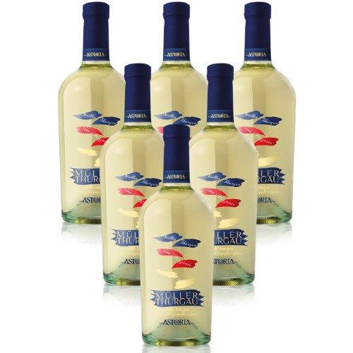 Muller Thurgau IGT Astoria vino frizzante 6 X 75 cl.