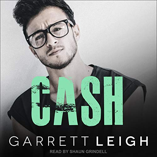 Cash audiobook cover art