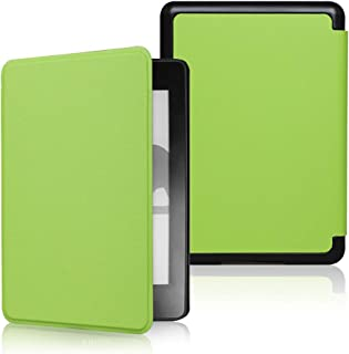 Nowe etui na Kindle (wydanie 10. generacji 2019, numer modelu J9G29R) - 10 kolorów, skórzana osłona z automatycznym budzen...