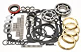 Transparts Warehouse BK117WS Muncie Transmission Rebuild kit with Rings