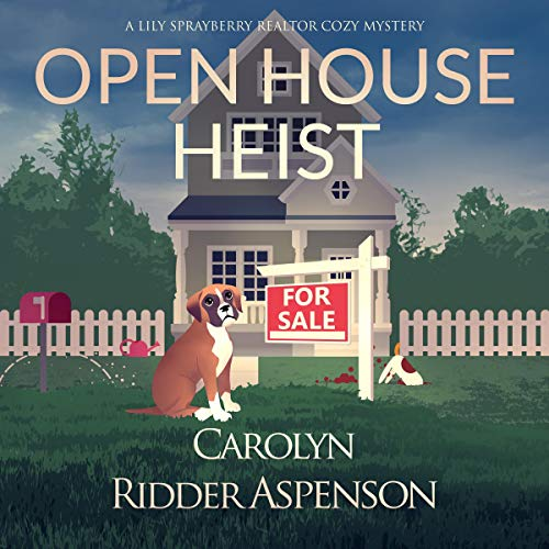 Open House Heist audiobook cover art
