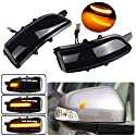 Ein Paar dynamische LED Blinker Licht Spiegel Indikator für V-olvo C30 S80 2007-2013 S40 V50 2007-2012 S60 C70 V40 V70