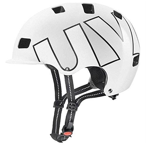 Uvex HLMT 5 Bike Pro Casco de Ciclismo, Unisex Adulto, Blanco (Perla...