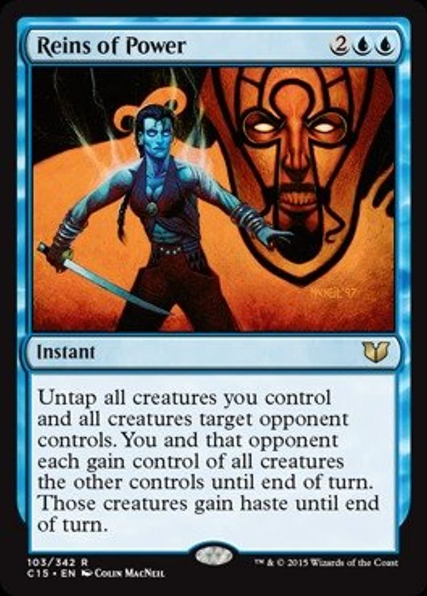 Magic: the Gathering - Reins of Power (103/342) - Commander 2015