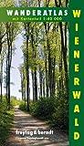 Wienerwald, Wanderatlas 1:40.000 (freytag & berndt Wander-Rad-Freizeitkarten) - Freytag-Berndt und Artaria KG