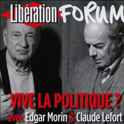Vive la politique ?  audiobook cover art