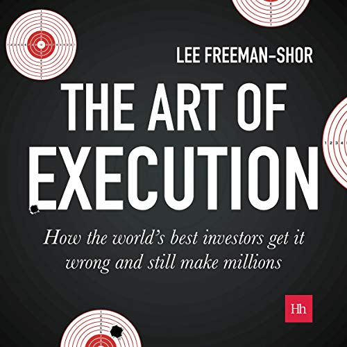 The Art of Execution audiobook cover art