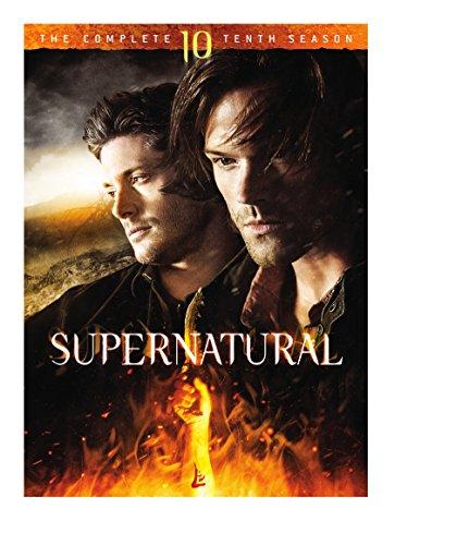 Supernatural Season 10 US-Import Region 1 (codefree DVD-Player required) [DVD...
