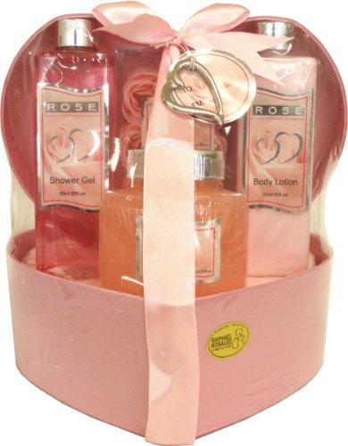 Raphael Rosalee Cosmetics Geschenkset Perfect Love Nr. 18, Rose (4-teilig)
