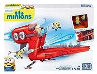 Mega Bloks Minions Supervillain Jet [並行輸入品]