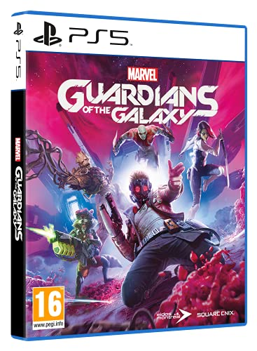 Marvel'S Guardians of the Galaxy + Star-Lord. Space Rider (Cómic Digital) - Playstation 5