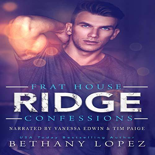 Frat House Confessions: Ridge cover art
