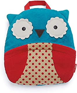 Skip Hop Owl Zoo Travel Blanket
