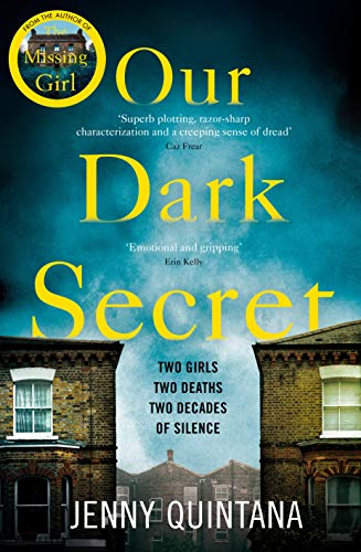 Our Dark Secret by [Jenny Quintana]