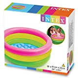 Zoom IMG-2 intex piscine gonflable 3 anneaux