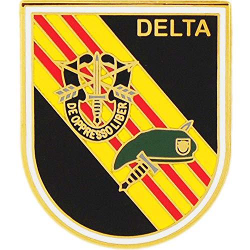 "U.S. ARMY, ARMY DELTA FORCE - Original Artwork, Expertly Designed PIN - 1"""