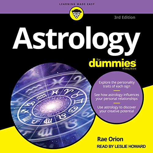 Astrology for Dummies cover art