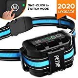 Best Bark Collar For Big Dogs - 2020 New Upgrade Bark Collar for Large Medium Review