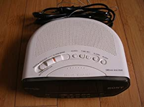 Sony ICF-C211 - Clock radio - white