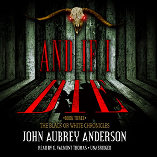 And If I Die audiobook cover art